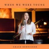 When We Were Young de Grace Bernicker
