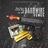 Barbwire Fence von LB