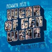 Wear Of Gen Wear: Slotconcert 2019 de Rowwen Hèze