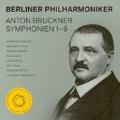 Bruckner: Symphonies Nos. 1–9 di Berliner Philharmoniker