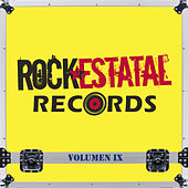 Rock Estatal Records (Volumen IX) de German Garcia