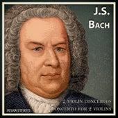 2 Violin Concertos de Johann Sebastian Bach
