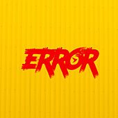 Error by G.No