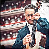 Postcards for Guitar de Antonio Malinconico