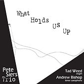 What Holds Us Up de Pete Siers Trio
