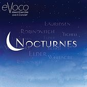Nocturnes (Live) de Evoco Voice Collective Mixed Ensemble