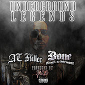 Underground Legends (feat. Bone Thugs N Harmony & Blais) de A.C. Killer