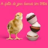 A Falta De Pan Buenas Son Tortas by Frenmad