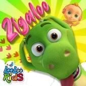 Zigaloo: Join the Dino Dance by LooLoo Kids