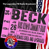 Legendary FM Broadcasts - Kaos Olympia Community Radio, Olympia WA 26th January 1994 von Beck