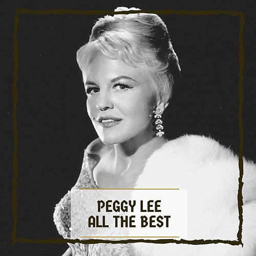 All the Best de Peggy Lee