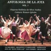 Antología de la Jota Vol. 1 by Orquesta Sinfónica de Silver Andrey