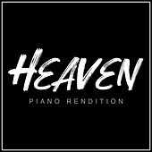 Heaven (Piano Rendition) von The Blue Notes