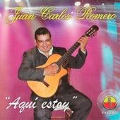 Aquí Estoy de Juan Carlos Romero (1)