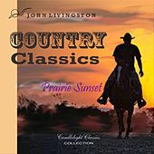 Country Classics: Prairie Sunset von John Livingston