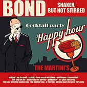 Bond, Shaken, but Not Stirred by The Martinis
