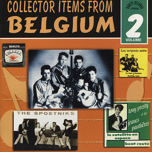 Collector Items From Belgium 2 (Instr.) by Various Artists