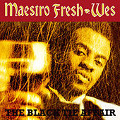 The Black Tie Affair de Maestro Fresh Wes