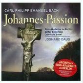 Bach, C.P.E.: St. John Passion von Various Artists