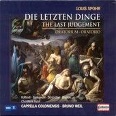 Spohr, L.: Letzten Dinge (Die) von Various Artists