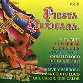 Cumbias Con El Mariachi, Vol. 8 de Various Artists