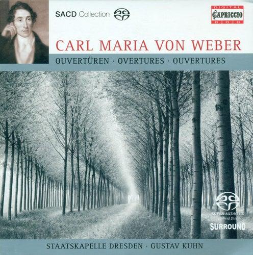 Weber, C.M. Von: Overtures von Gustav Kuhn