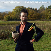 Big Pot of Hummus by Tom Rosenthal