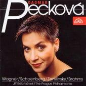 Song Recital /Wagner-Schoenberg-Zemlinsky-Brahms/ von Dagmar Peckova