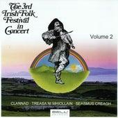 The 3rd Irish Folk Festival In Concert Vol. 2 de Various Artists