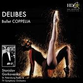 Coppelia, Vol. 1 by The Saint Petersburg Radio & TV Symphony Orchestra