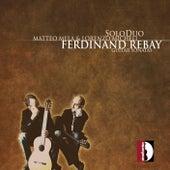 Ferdinand Rebay: Guitar Sonatas by Various Artists