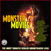 Monster Movies de Various Artists