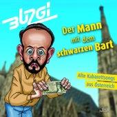 Der Mann mit dem schwarzen Bart - Alte Kabarettsongs aus Österreich von Buzgi