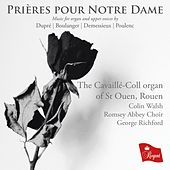 Prières pour Notre Dame von Senior Girls of Romsey Abbey Choir Colin Walsh