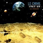 1967-1969 Le Origini de Le Orme