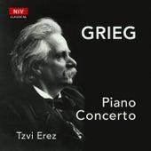 Grieg Piano Concerto de Tzvi Erez