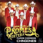 Puros Corridos Chingones by Grupo Promesa Norteña