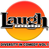 Laugh Factory: Diversity in Comedy Vol.1 von Various Artists
