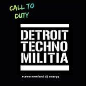 Call to Duty Detroit Techno Militia de Steve Crawford
