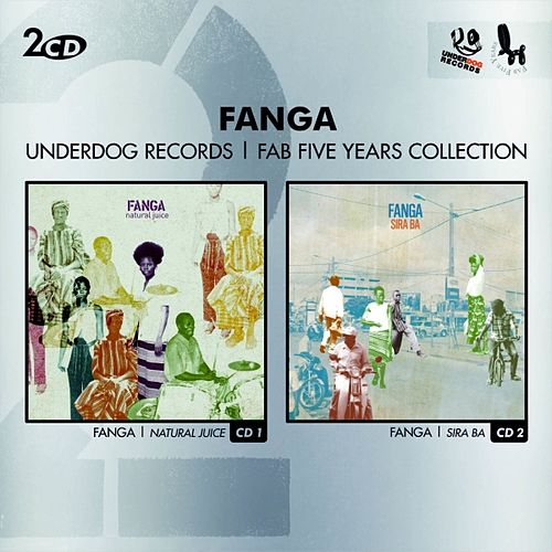 Fab Five Years (Double Album) by Fanga