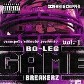 Game Breakerz Vol. 1 (Screwed & Chopped) de Bo-Leg (1)