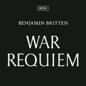 Britten: War Requiem by Galina Vishnevskaya