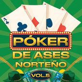 Póker De Ases Norteño Vol. 5 de Various Artists
