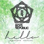 Hello (Japanese Version) by Boys Republic