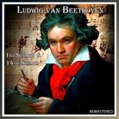 1st Sonata & 14th Sonata (Remastered) von Ludwig van Beethoven