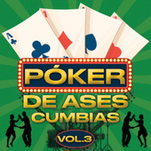 Póker De Ases Cumbias Vol. 3 de Various Artists