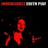 Indoubliable Edith Piaf de Edith Piaf