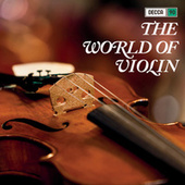 The World Of Violin de Various Artists