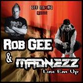 Line 'Em Up von Rob Gee