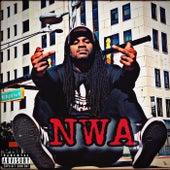 Nigga Wita Attitude by Vic Rawson